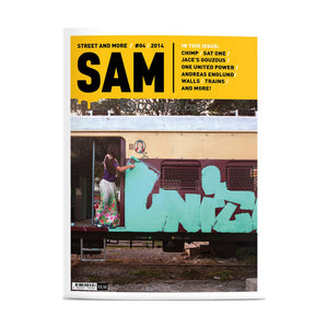 SAM - Street and More Magazine #4