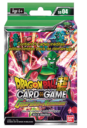Deck de démarrage - SD04 - The Guardian of Namekians (FRA)