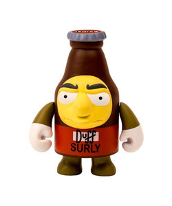 Surly Duff - The Simpsons x Kidrobot
