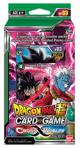 Special Pack - DBS/SP03 - Cross Worlds (FRA)