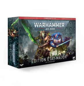 WH40K - Édition État-Major (FRA)