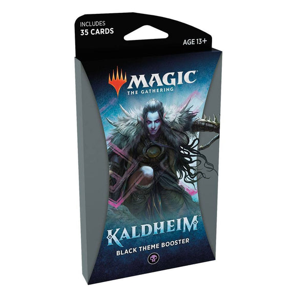 KALDHEIM Black Theme Booster (ENG)