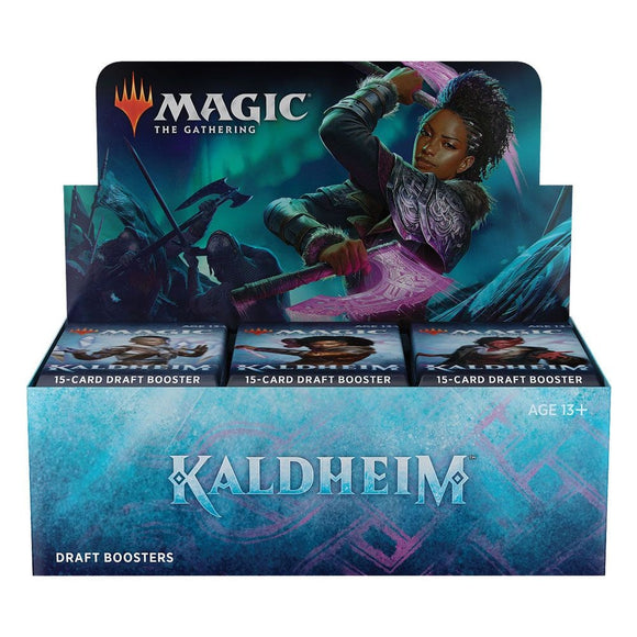 KALDHEIM Display 36x Booster (ENG)