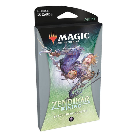 Zendikar Rising - Theme Booster Black (ENG)