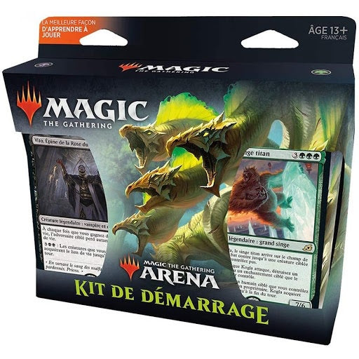 Magic the Gathering - Kit de démarrage (Ed. 2021) (FRA)