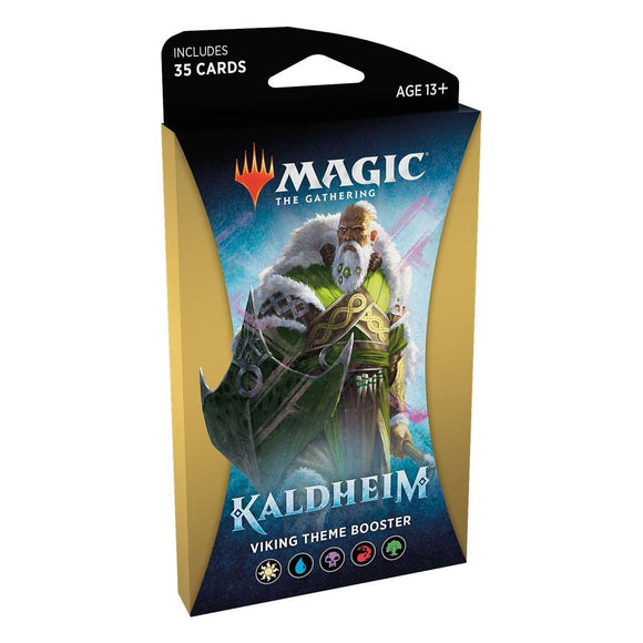 KALDHEIM Viking Theme Booster (ENG)