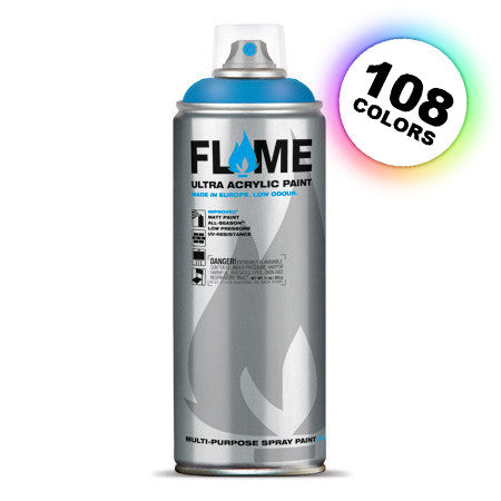 Flame Blue by Molotow - Ultra Acrylic Paint - 400 ml