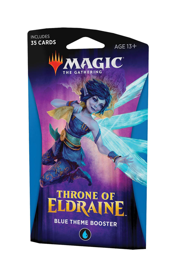 Throne of Eldraine Theme Booster - Blue (ENG)