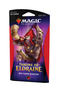 Throne of Eldraine Theme Booster - Red (ENG)