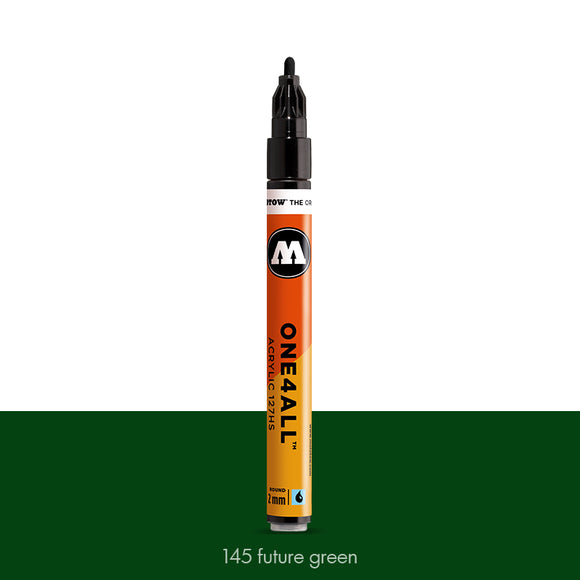 145 FUTURE GREEN Marker Molotow 127HS - 2mm