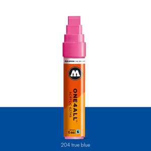 204 TRUE BLUE Marker Molotow 627HS - 15mm