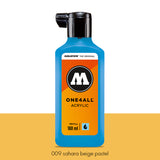 009 SAHARA BEIGE PASTEL Refill 180ml One4All Molotow