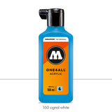 160 SIGNAL WHITE Refill 180ml One4All Molotow