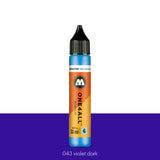 043 VIOLET DARK Refill 30ml One4All Molotow