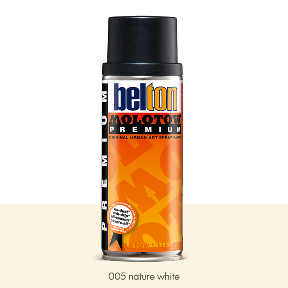 005 Nature White - Belton Molotow Premium - 400ml