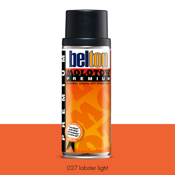 027 Lobster Light - Belton Molotow Premium - 400ml