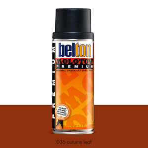 036 Autumn Leaf - Belton Molotow Premium - 400ml