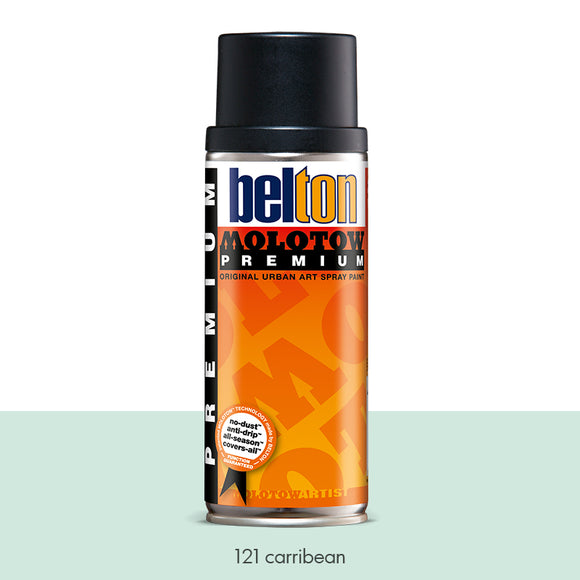 121 Carribean - Belton Molotow Premium - 400ml