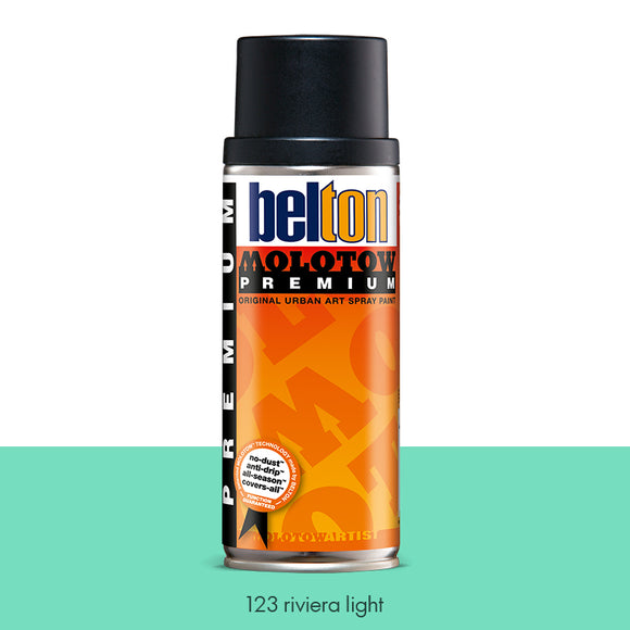 123 Riviera Light - Belton Molotow Premium - 400ml