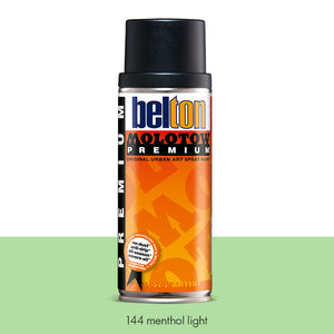 144 Menthol Light - Belton Molotow Premium - 400ml