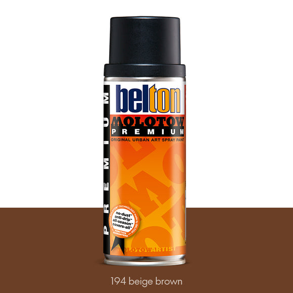 194 Beige Brown - Belton Molotow Premium - 400ml