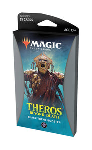Theros Beyond Death Theme Booster - Black (ENG)