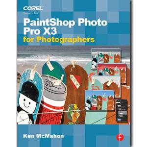 PaintShop Photo Pro X3 For Photographers - STUDENTFILMMAKERS.COM STORE