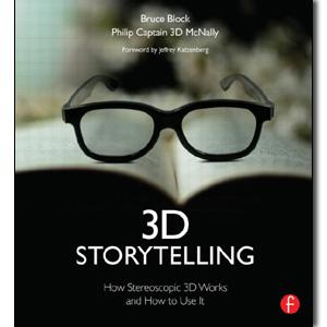 3D Storytelling: How Stereoscopic 3D Works and How to Use It - STUDENTFILMMAKERS.COM STORE