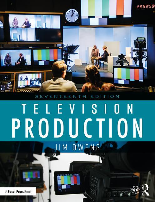 Television Production, 17th Edition - STUDENTFILMMAKERS.COM STORE