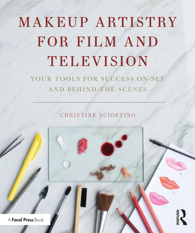 New! Makeup Artistry for Film and Television - Available for pre-order. Item will ship after October 29, 2020 - STUDENTFILMMAKERS.COM STORE