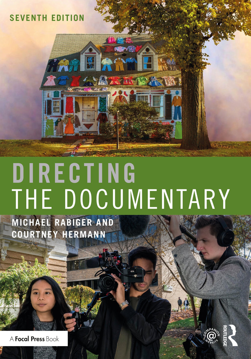 Directing the Documentary, 7th Edition - STUDENTFILMMAKERS.COM STORE