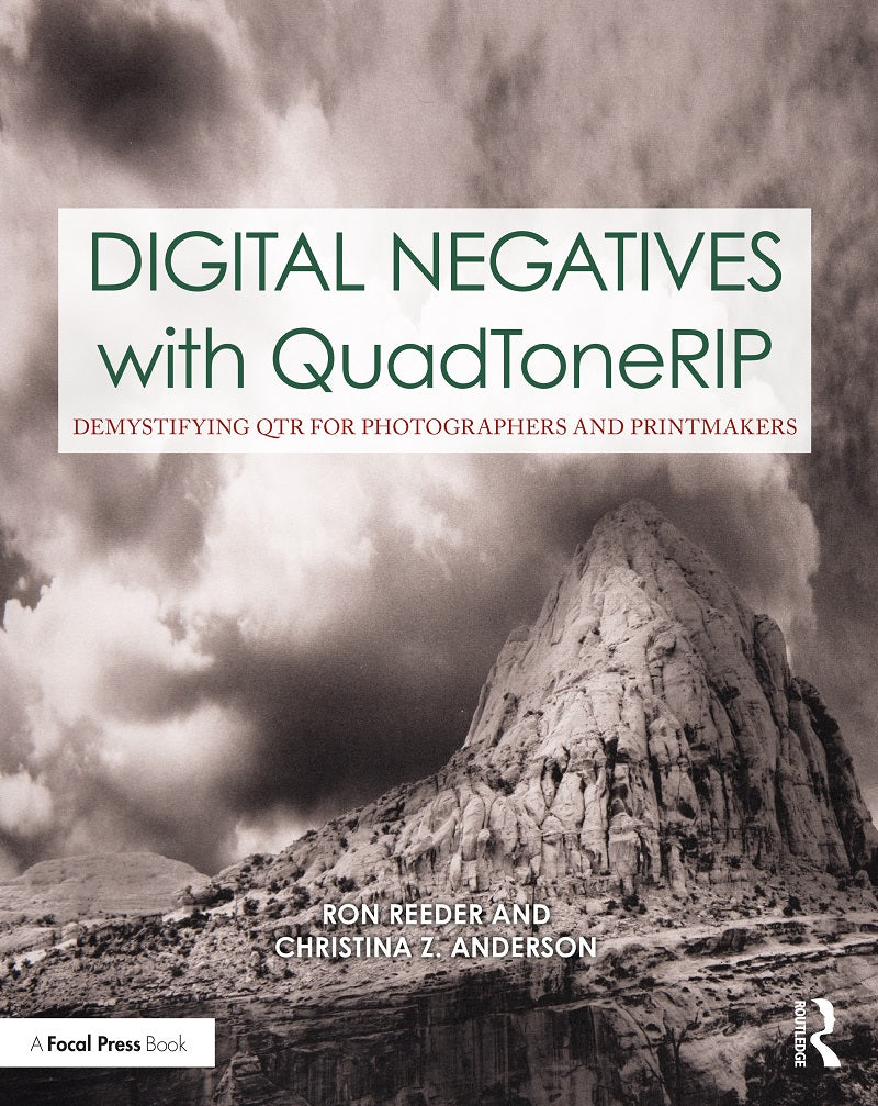 Digital Negatives with QuadToneRIP
