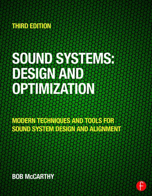Sound Systems: Design and Optimization, 3rd Edition - STUDENTFILMMAKERS.COM STORE