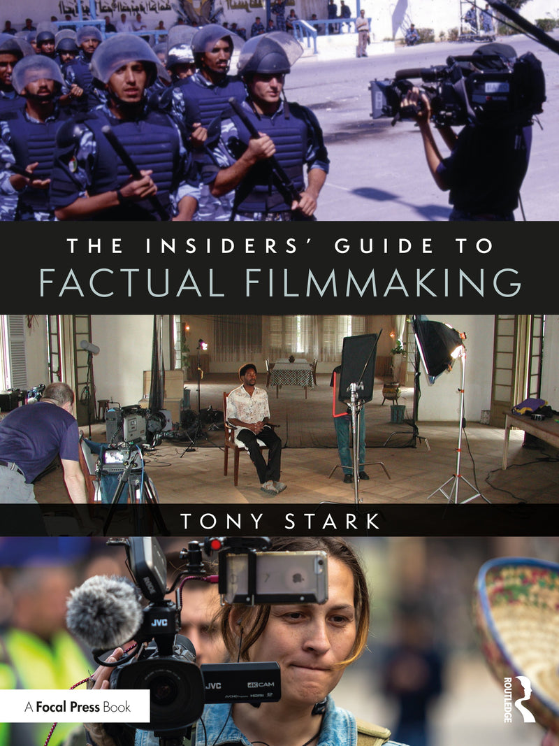 New! The Insiders' Guide to Factual Filmmaking - Available for pre-order. Item will ship after August 10, 2020 - STUDENTFILMMAKERS.COM STORE