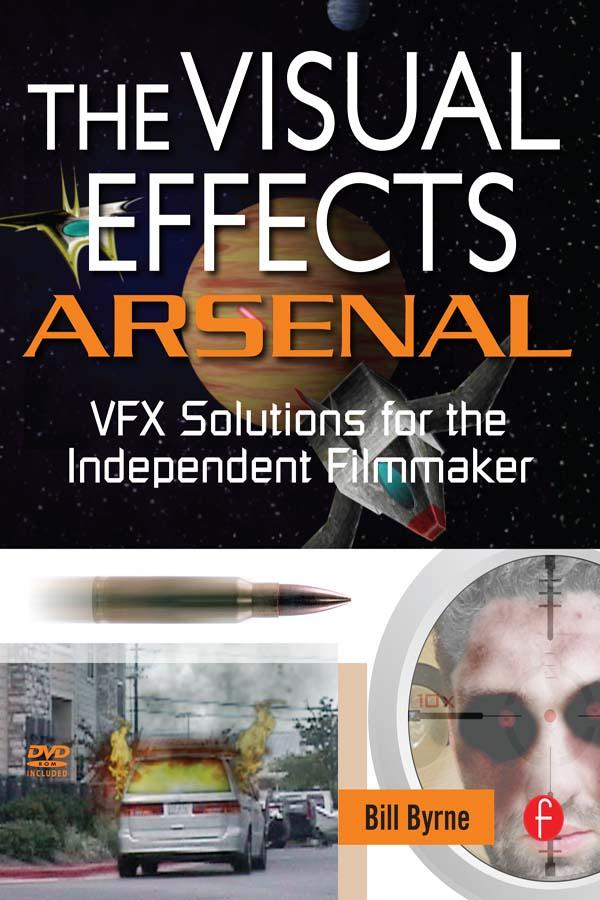 New! The Visual Effects Arsenal - Available for pre-order. Item will ship after June 30, 2020