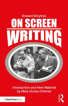 On Screen Writing, 1st Edition - STUDENTFILMMAKERS.COM STORE