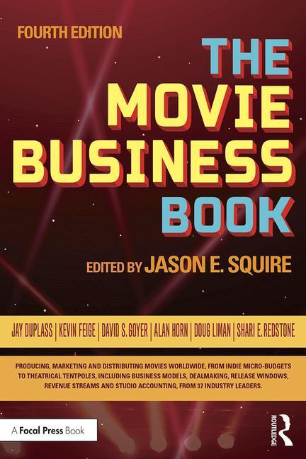 The Movie Business Book, 4th Edition - STUDENTFILMMAKERS.COM STORE