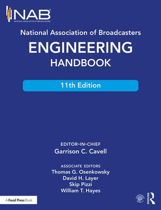 National Association of Broadcasters Engineering Handbook, 11th Edition - STUDENTFILMMAKERS.COM STORE