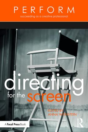 Directing for the Screen, 1st Edition - STUDENTFILMMAKERS.COM STORE