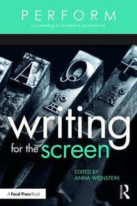 Writing for the Screen, 1st Edition