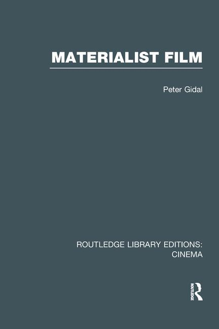 Materialist Film - STUDENTFILMMAKERS.COM STORE
