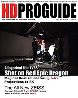 HD Pro Guide Digital Back Issues