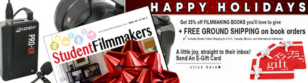 StudentFilmmakers Store E-GIFT CARD