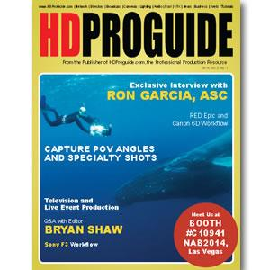 Back Issue | Digital Edition: HD Pro Guide Magazine, 2014, Vol. 2, No. 1