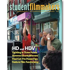 Back Issue | Digital Edition: StudentFilmmakers Magazine, January 2007 - STUDENTFILMMAKERS.COM STORE