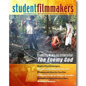 Back Issue | Digital Edition: StudentFilmmakers Magazine, July 2007