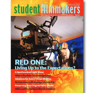 Back Issue | Digital Edition: StudentFilmmakers Magazine, February 2008