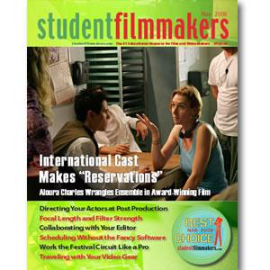 Back Issue | Digital Edition: StudentFilmmakers Magazine, May 2008