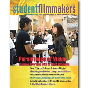 Back Issue | Digital Edition: StudentFilmmakers Magazine, June 2008