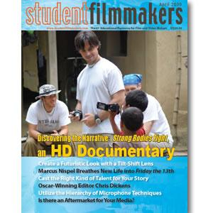 Back Issue | Digital Edition: StudentFilmmakers Magazine, April 2009